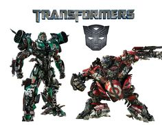 Wreckers- made with images created by TunaKaan of TFW2005