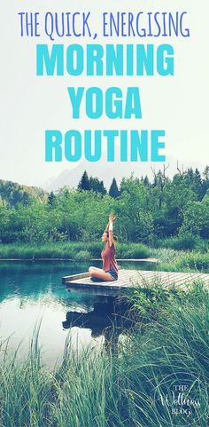 Have you ever thought about practising morning yoga? Trust me, it's the best time to do it! Check out the perfect beginners morning yoga routine! Beginner Morning Yoga, Morning Yoga Routine, Morning Workouts, Kundalini Yoga, Ashtanga Yoga, Yoga Meditation, Pranayama, Kripalu Yoga, Easy Yoga Poses