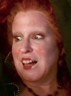 "Winifred ""Winnie"" Sanderson is the primary antagonist in the 1993 Disney Halloween-themed film. Hocus Pocus Halloween Costumes, Disney Halloween, Halloween Outfits, Halloween Makeup, Halloween Ideas, Halloween 2017, Winnie Hocus Pocus, Hocus Pocus Movie, Winifred Sanderson Costume"