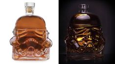 No man-cave is complete without a a Storm Trooper whiskey decanter. Every dedicated Star Wars fan knows this. Rest assured that this decanter is the finishing touch you've been waiting for.   Based on original helmet molds created in 1976 by industrial designer Andrew Ainsworth, this decanter and...