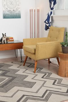 Oh man, I like this rug! (Wish I felt like spending the money for our living room, instead of using what we have. It would be perfect!!)