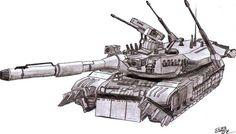 Tank by warbound on DeviantArt