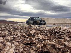 Onde os fracos não têm vez: Oroch encarrando o deserto de sal by antoniomeirajr