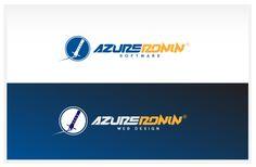 Azure Ronin New Logo  by Brandiner.com