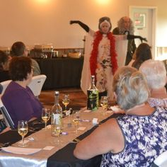 Murder Mystery Dinner Theater actors keep u laughing all night. Tickets for thanksgiving weekend 563-568-2758