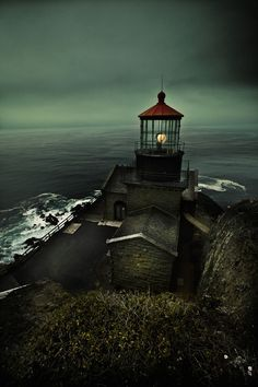Point Sur Lighthouse by Jason Moskowitz