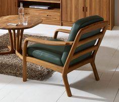 CD1260 Fine Solid Wood Sofas