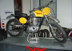 1967 BSA B44 441cc