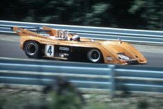 Peter Revson McLaren M-20 Can Am 1972