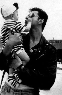 Dave Gahan with Jack