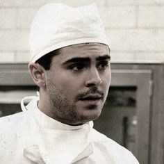 Zac as Dr. Jim Carrico in Parkland ~ out in theaters tomorrow ~ October 4 ~ #Parkland