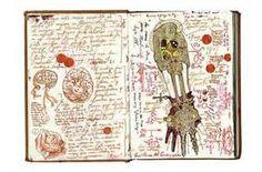 film director's notebookguillermo del toro notebook - Bing Images
