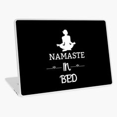 Funny Yoga Poses, Workout Humor, Laptop Skin, Namaste, Vibrant Colors, Bubbles, How To Remove, Lettering, Art Prints