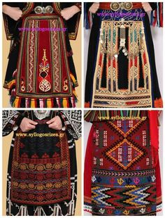 Albania, Folklore, Fiber Art, Bohemian Rug, Greece, Traditional, Costumes, Wedding Dresses, Decor