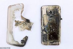 Professor Richard Williams, Principal and Vice Chancellor of Heriot-Watt University in Edinburgh, explains the root of the problem of exploding devices.