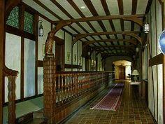 Hever Castle, upper level