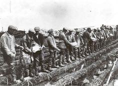 Afsluitdijk, Nederland 1932