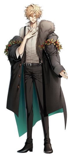 Luka (new character) | Amnesia World #otomegame