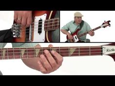 30 Beginner Bass Grooves - 60's Funk - Andy Irvine - YouTube