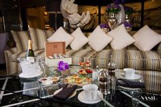 Afternoon tea in Miami at the St.Regis Bal Harbour  www.miamicurated.com