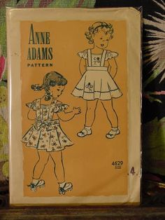 Anne Adams 4629: super-sweet