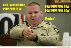 Pew pew-pew 'Merica