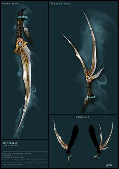 Mythic Weapon