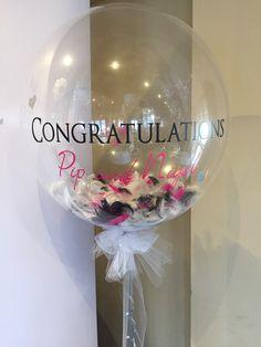 Wedding Balloon Decorations, Wedding Balloons, Wine Glass, Tableware, Dinnerware, Dishes, Serveware, Wedding Poms, Wine Bottles