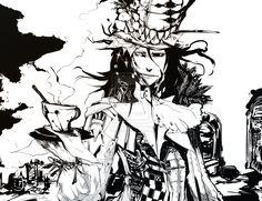 Mad Hatter : Respheire by Rousteinire.deviantart.com on @deviantART