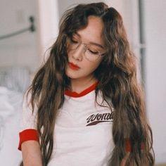 Jessica Jung, Krystal, Snsd, Girls Generation, Actors & Actresses, T Shirts For Women, Pretty, Kpop, Ulzzang