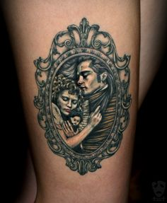 Interview with the Vampire Tattoo by ~Tvia-Dark