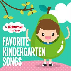 Share all your favorite Kindergarten songs with your students! #kindergarten #kidsongs