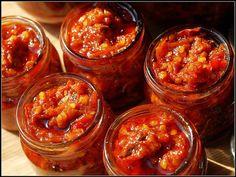 13 Different Chilli Sauces 13种风味辣椒酱食谱做法,爱吃辣的收藏吧!