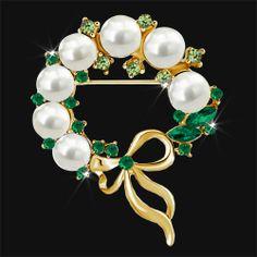 Vintage Gerrn Lot Rhinestone Crystal Silver Gold Bridalbouquet Flower Brooch Pin   eBay