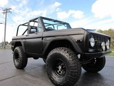 1974 Ford #Bronco