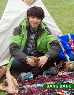 JUNG YONG HWA FOR BANG BANG F/W 2013 CAMPAIGN ♡ #CNBLUE