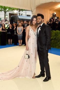 All of Selena Gomez and The Weeknd's Met Gala PDA