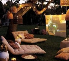 Twitter / EarthPix: Perfect for Summer nights!