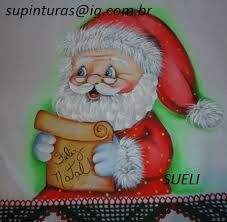 Resultado de imagen para Motivos navideños en pintura para  CORTINAS