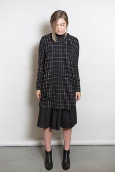Nora Long Sleeve Dress