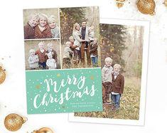 Card, Album, Senior, Newborn Photography Templates by hazyskiesdesigns Christmas Card Template, Christmas Cards, Photography Templates, Card Templates, Newborn Photography, Etsy Seller, Album, Creative, Christmas E Cards