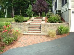 NH Retaining Wall Contractors - Groundhog Landscaping
