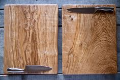 big ash wood cutting boards