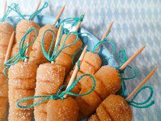 Aprenda como fazer brigadeiros de cenoura para comer e decorar a sua mesa na páscoa