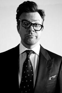 Jason Sudeikis  - Comic Genius  - Awesome taste in ties