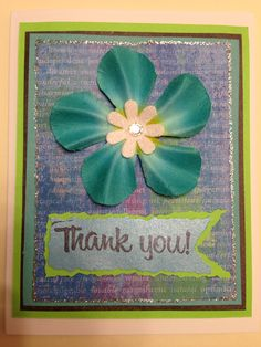 Using lots of these! Lots of lovely folks around to thank!! (Lucky me!)