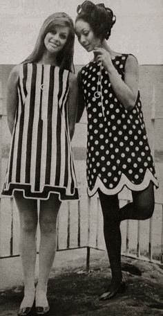 Summer dresses 1960s.