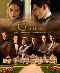 This show is amazing! Gran Hotel - Award winning Spanish period mystery drama about a hotel in 1905 Spain. Series is said to be inspired by Downton Abbey but with a good deal more suspense & plot twists. Starring: Yon Gonzalez and Amaia Salamanca. Beau Film, Downton Abbey, Movies Showing, Movies And Tv Shows, Musik Hits, Telenovelas Online, Ver Series Online Gratis, Peter Wohlleben, Period Drama Movies