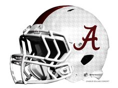 Charles Sollars Concepts @Charles Sollars http://www.charlessollarsconcepts.com/what-if-alabama-crimson-tide-changed-its-helmet/