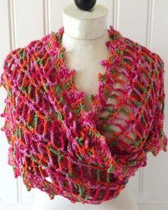Trellis Wrap - Free Crochet Pattern - (maggiescrochetblog)